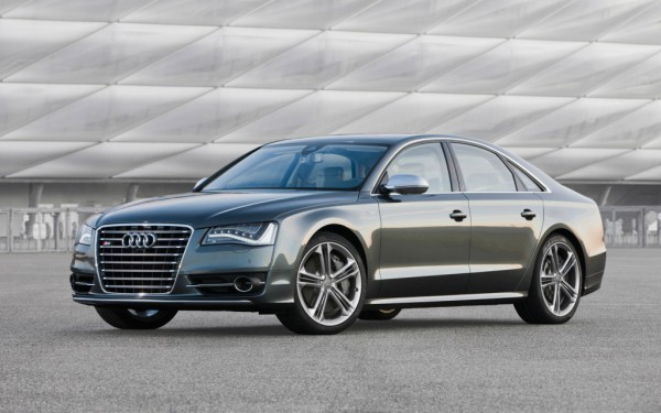 Рестайлинг-пакет Audi S8 2013