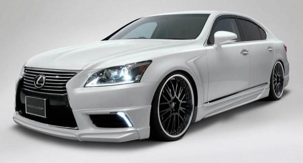 Тюнинг-пакет ARTISAN SPIRITS Sports-Spec Line Lexus LS 2012