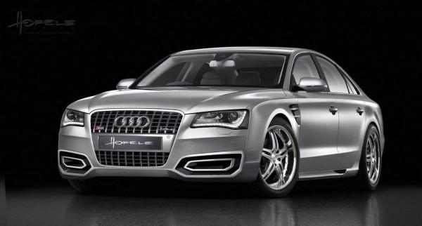 Тюнинг-пакет HOFELE Audi A8 2011