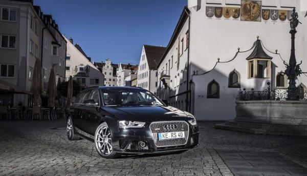 Тюнинг-пакет ABT Audi RS4 Avant 2012