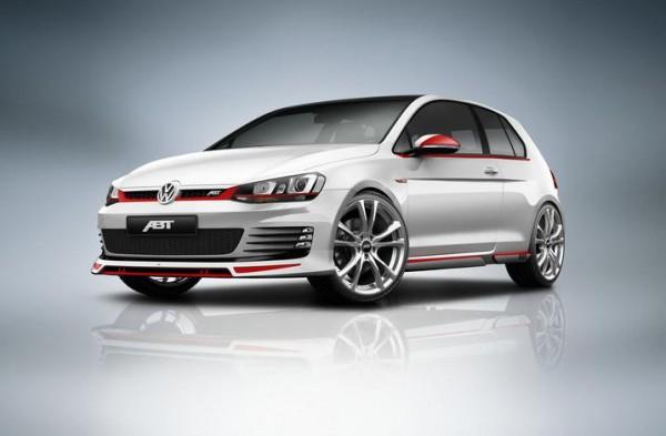 Тюнинг-пакет ABT VW Golf VII GTI