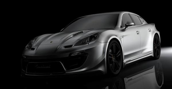 Тюнинг-пакет ANIBAL Automotive Porsche Panamera