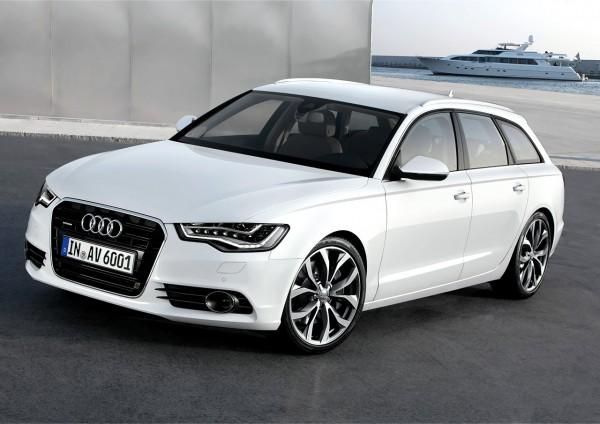 Рестайлинг-пакет Audi A6 Avant 2012