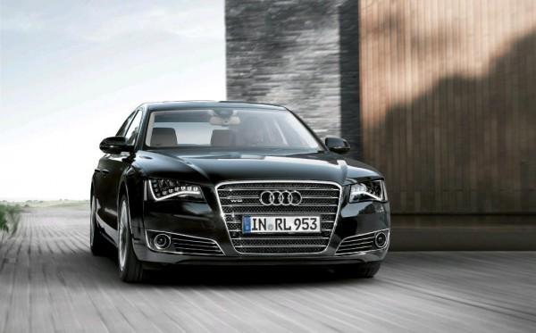Рестайлинг-пакет Audi A8 W12