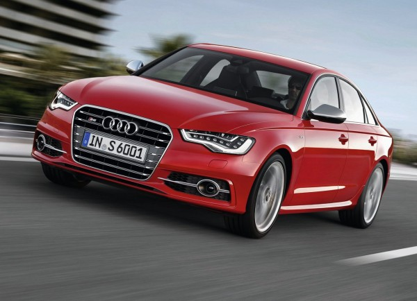 Рестайлинг-пакет Audi S6 2013
