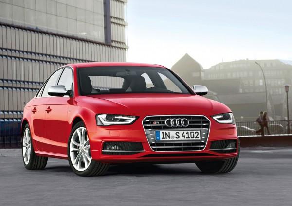 Рестайлинг-пакет Audi S4 2012