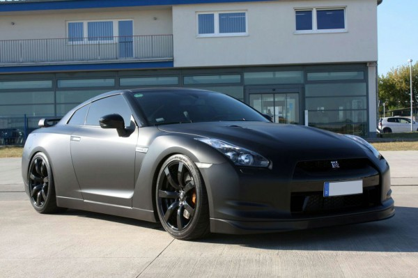 Тюнинг-пакет AVUS Performance Nissan GT-R
