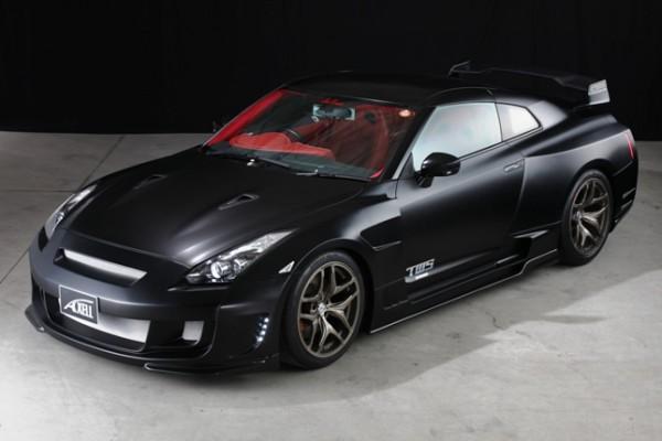 Тюнинг-пакет AXELL AUTO Bensopra Nissan GT-R