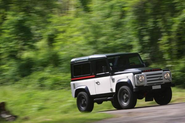 Тюнинг-пакет AZNOM Land Rover Defender 90