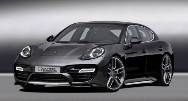 Тюнинг-пакет CARACTERE Porsche Panamera /c 07.2013/