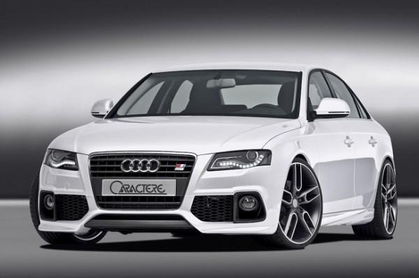 Тюнинг-пакет CARACTERE Perfomance Audi A4 (B8) /2007-2011/