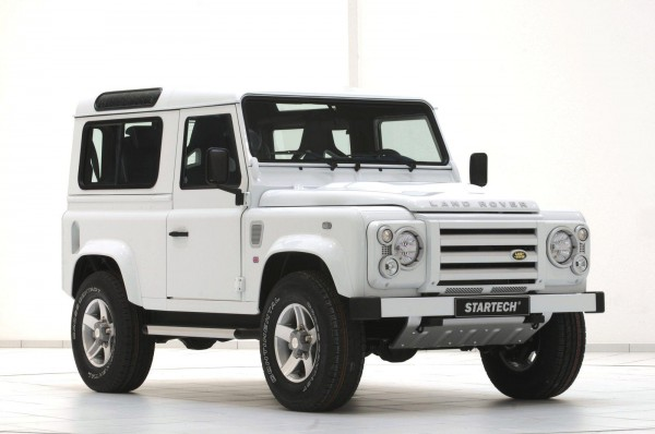 Тюнинг-пакет STARTECH Yachting Edition Land Rover Defender 90