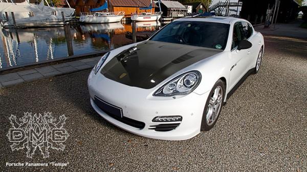 Тюнинг-пакет DMC TEMPE Style Porsche Panamera