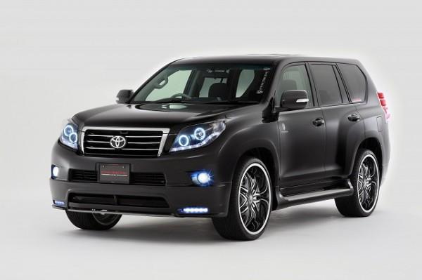 Тюнинг-пакет ESPIRIT PREMIER Toyota Land Cruiser Prado 150