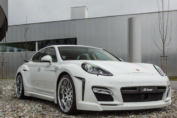 Тюнинг-пакет FAB Design Porsche Panamera