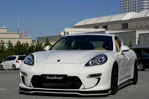 Тюнинг-пакет FAIRY Design Porsche Panamera