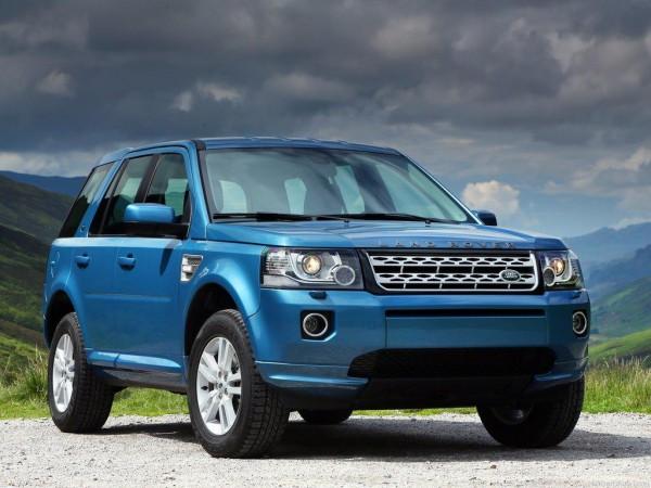 Рестайлинг-пакет Land Rover Freelander 2 2013