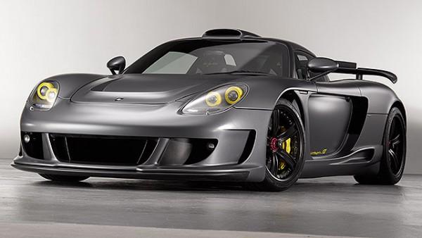 Тюнинг-пакет GEMBALLA Porsche Carrera GT