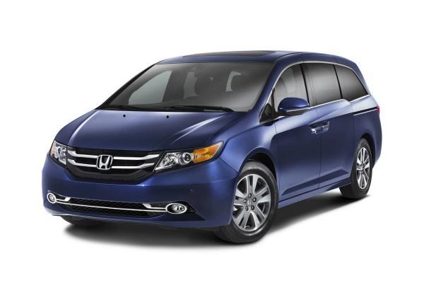 Рестайлинг-пакет Honda Odyssey Touring Elite 2014