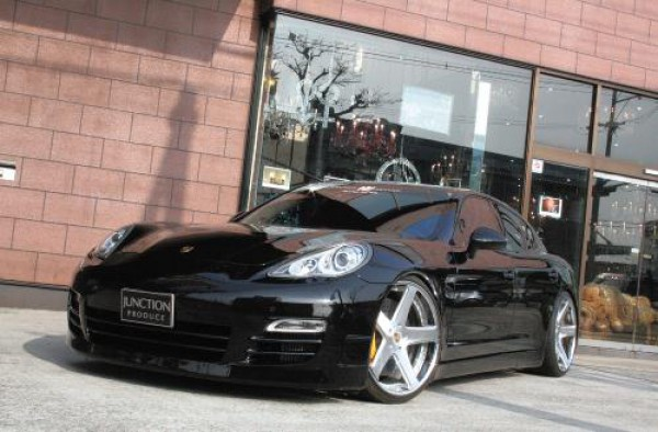 Тюнинг-пакет JUNCTION Produce Porsche Panamera