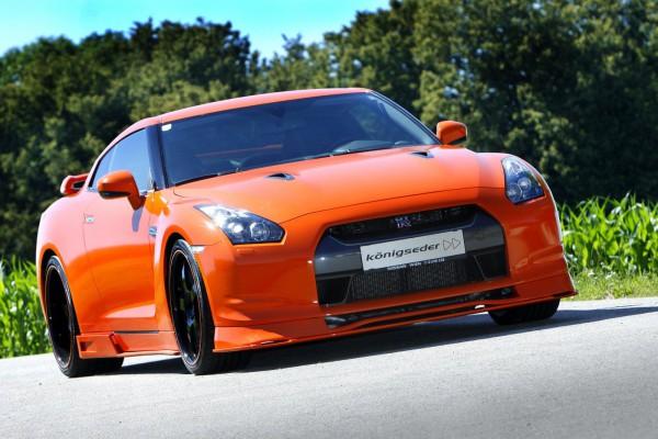Тюнинг-пакет KONIGSEDER Nissan GT-R