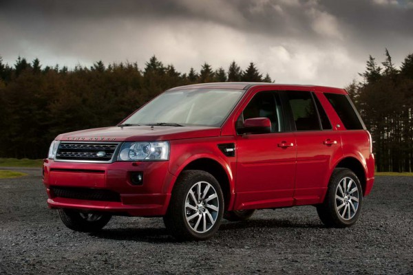 Рестайлинг-пакет Land Rover Freelander 2 SD4 Sport Limited Edition