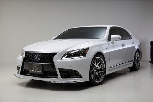 Тюнинг-пакет LX-MODE Lexus LS F Sport 2012