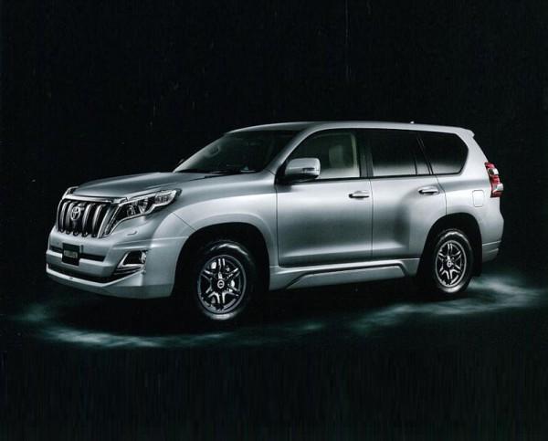Тюнинг-пакет MODELLISTA Toyota Land Cruiser Prado 150 2013