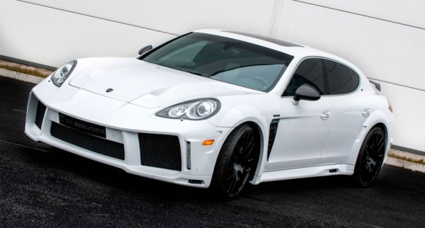 Тюнинг-пакет ONYX Porsche Panamera