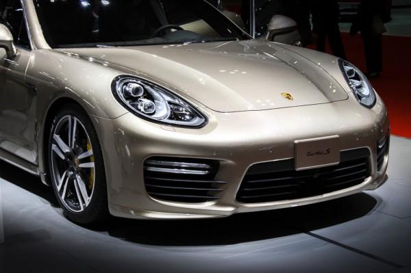 Рестайлинг-пакет Porsche Panamera 2014
