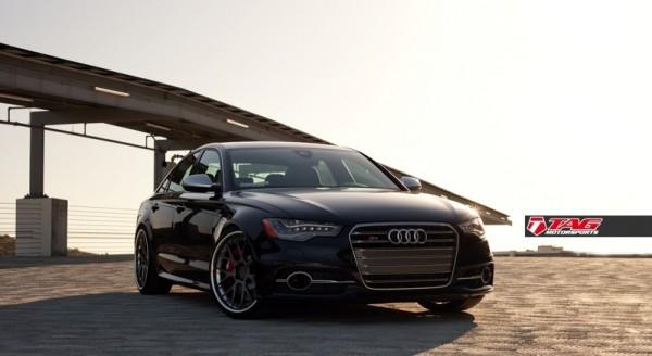 Тюнинг-пакет TAG Motorsports Audi S6 2013