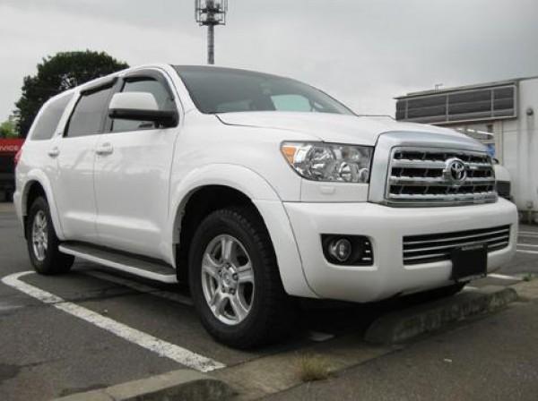 Тюнинг-пакет ULTRA PERFOMANCE Toyota Sequoia