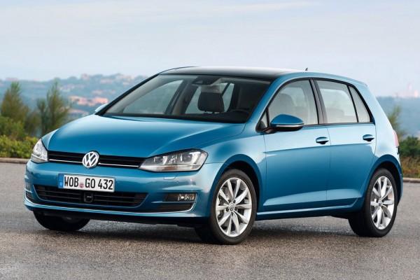 Рестайлинг-пакет VW Golf VII 2013