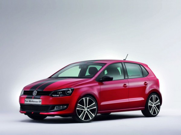 Рестайлинг-пакет VW Polo 5 R-Line 2012