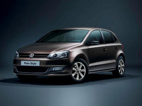 Рестайлинг-пакет VW Polo 5 Style