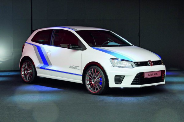 Рестайлинг-пакет VW Polo 5 R WRC / WRC Street 2013