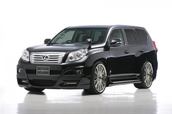 Тюнинг-пакет WALD Black Bison Edition Toyota Land Cruiser Prado 150