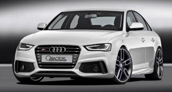 Тюнинг-пакет CARACTERE Perfomance Audi A4 (B8) 2012