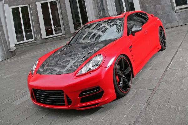Тюнинг-пакет ANDERSON Porsche Panamera